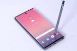 """Samsung Galaxy Note 10 sẽ trình làng với màn hình """"siêu cong""""?"""