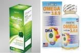 Cẩn trọng trước một số kênh quảng cáo Vina Tảo, Egorex Omega 3.6.9