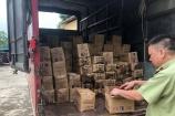 8.000 que kem Trung Quốc nhập lậu bị bắt giữ tại Lào Cai