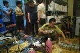 Hà Nội: Thu giữ 10.000 quả bóng cười và nhiều dụng cụ hút shisha