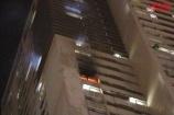 Cháy căn hộ ở tầng 30 chung cư The Pride quận Hà Đông