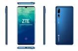 ZTE ra mắt smartphone kết nối 5G đầu tiên tại Trung Quốc