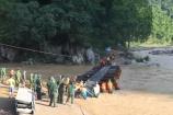 Thanh Hóa: Bắc cầu vượt sông Luồng cứu tế bản Sa Ná