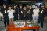 Triệt phá đường dây vận chuyển 120 bánh heroin từ Lào vào Việt Nam
