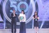 7 năm liên tiếp Bảo Việt được vinh danh 50 công ty niêm yết tốt nhất Việt Nam