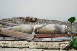 Hải Phòng: Phát hiện quả bom dưới chân cầu vượt sông Tam Bạc