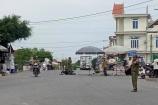 Nam Định: Hai xe máy tông đối đầu, 3 người thương vong
