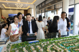 Khai trương sàn giao dịch BĐS Novaland Cam Ranh và biệt thự mẫu NovaBeach Cam Ranh Resort and Villas