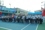 Khởi tranh Giải quần vợt chuyên nghiệp Việt Nam - Lạch Tray Cup 2019