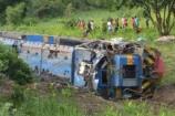 Tai nạn tàu hỏa thảm khốc ở Congo, hơn 50 người thiệt mạng