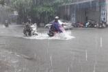 Dự báo thời tiết 14/9: Nam Bộ mưa lớn, nguy cơ xảy ra lũ
