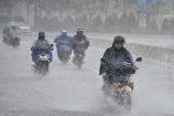 Dự báo thời tiết ngày 17/9: Tây Nguyên và Nam Bộ mưa to