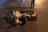 Hải Phòng: Truy tìm lái xe Toyota Altis màu đen tông sản phụ tử vong