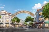 Dãy shophouse của FLC Olympia Lao Cai tạo ấn tượng mạnh trên thị trường địa ốc