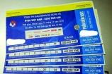 Phát hiện hơn 1.000 vé giả xem trận đấu Việt Nam-Thái Lan
