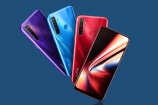 Realme 5s có khả năng chống nước, giá bán hơn 3 triệu