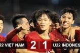 Động viên tinh thần đội tuyển U22 Việt Nam - VFF thưởng nóng 1 tỷ đồng