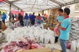Sở Y tế tỉnh Đăk Nông cùng các đoàn thiện nguyện mang tết yêu thương về với buôn làng nghèo