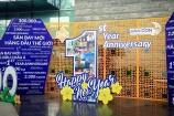 """Một năm """"mở cửa bầu trời"""" đầy dấu ấn của sân bay quốc tế Vân Đồn"""