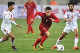 Chiều nay, U23 Việt Nam đấu U23 UAE, viết tiếp giấc mơ Olympic