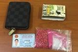 Hà Nội: Bắt giữ shipper mang túi 'bùa' chứa đầy ma túy