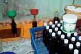 Tiêu hủy hơn 48 tấn Soda công nghiệp dùng làm nước mắm
