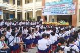 Kiên Giang: Trao tặng hơn 2 tấn gạo cho 100 học sinh nghèo ăn Tết