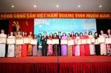Tôn vinh 127 giáo viên mầm non tiêu biểu