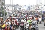 TP.HCM lên kế hoạch loại bỏ xe máy cũ gây ô nhiễm