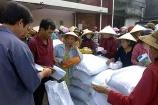 Hơn 800 tấn gạo hỗ trợ nhân dân tỉnh Đắk Lắk trong dịp Tết Canh Tý 2020