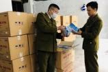 Hà Nội: Phát hiện 100.000 chiếc khẩu trang không rõ nguồn gốc