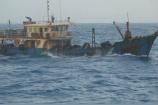 Kiên Giang: Bắt giữ tàu chở 100.000 lít dầu không rõ nguồn gốc