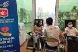 Hàng trăm cán bộ Bảo Việt hiến máu trong dịch Covid-19