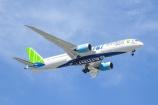 Bamboo Airways tiếp tục dẫn đầu về tỷ lệ bay đúng giờ toàn ngành tháng 2/2020