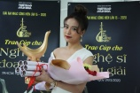 Hoàng Thùy Linh đại thắng tại Giải thưởng Âm nhạc Cống hiến 2020