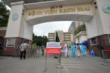 Khẩn trương cách ly toàn bộ người đã đến căng tin bệnh viện Bạch Mai từ ngày 10/3