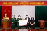 Flamingo Holding Group ủng hộ bộ đội biên phòng 1 tỷ đồng chống dịch Covid-19