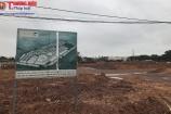 Thái Nguyên: Dự án Canary City chưa đủ điều kiện pháp lý nhưng đã rầm rộ rao bán?