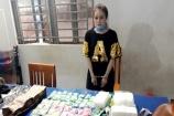 Bắt giữ cô gái trẻ đem theo balo ma túy nhập cảnh trái phép