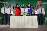VPBank và Kho bạc Nhà nước phối hợp thu ngân sách và thanh toán song phương điện tử