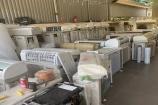 Hà Nội: Thu giữ hàng trăm điều hòa đã qua sử dụng có dấu hiệu nhập lậu