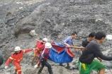 Sập mỏ đá ở Myanmar, hơn 100 người thiệt mạng