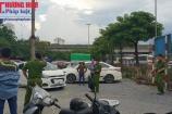 Thanh Trì, Hà Nội: Ngang nhiên 'đánh tháo' ô tô giữa ban ngày?