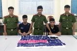 Sơn La: Bắt 4 đối tượng, thu giữ hơn 23.000 viên ma túy tổng hợp