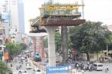 Tuyến Metro Nhổn - ga Hà Nội tiếp tục bị nhà thầu đòi bồi thường