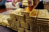 Giá vàng ngày 23/5: USD treo cao, vàng nằm dưới đáy
