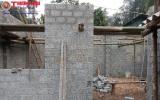 Sắp hoàn thành nhà tình nghĩa Dr Hoàng Tuấn số 02 ở Bát Xát