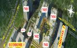 Dự án Ecohome 3: Thế chấp căn hộ làm đòn bẩy tài chính?