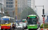 Hà Nội: Sẽ có 4 tuyến xe buýt sử dụng nhiên liệu sạch