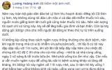 Chủ tài khoản Facebook bị phạt 12,5 triệu đồng vì tung tin sai sự thật về tỏi Lý Sơn